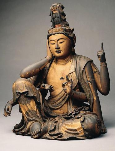 Bodhisattva Avalokiteshvara, japon