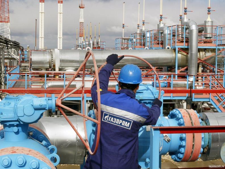 gaz pron en chine